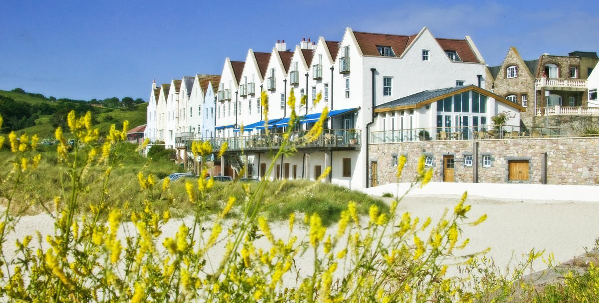 Alderney scenery