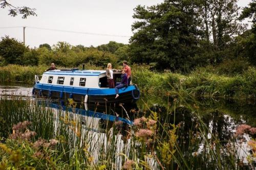 Sallins Barge Trip
